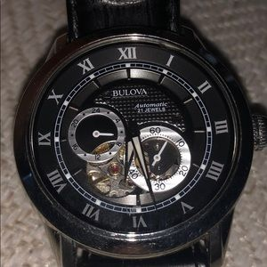 Bulova 96A135 Automatic Watch